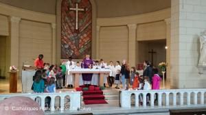 Tokyo messe ders familles